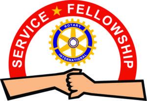 Rotary Service Fellowship Logo